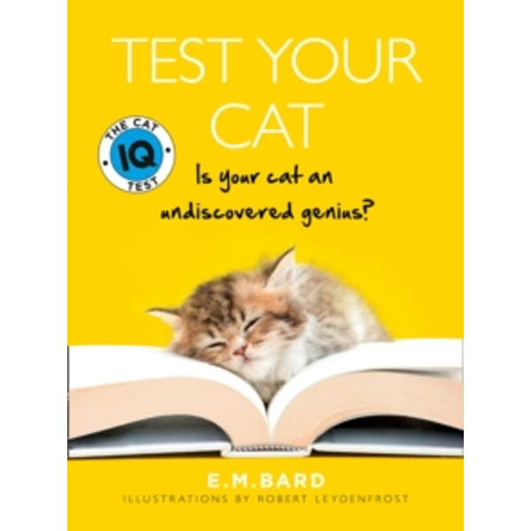 Test Your Cat : The Cat Iq Test