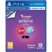 Trover Saves The Universe PS4 Game (PSVR Compatible)
