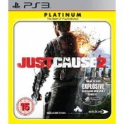 Just Cause 2 Game (Platinum) PS3