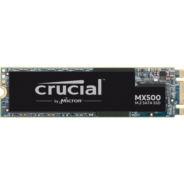 1TB Crucial MX500 M.2 Type 2280 560/510 Read/Write Solid State Drive