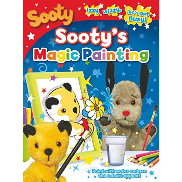 Sooty's Magic Painting by Award Publications Ltd (Paperback, 2017)