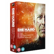 Die Hard Legacy Collection Films 1-5 DVD