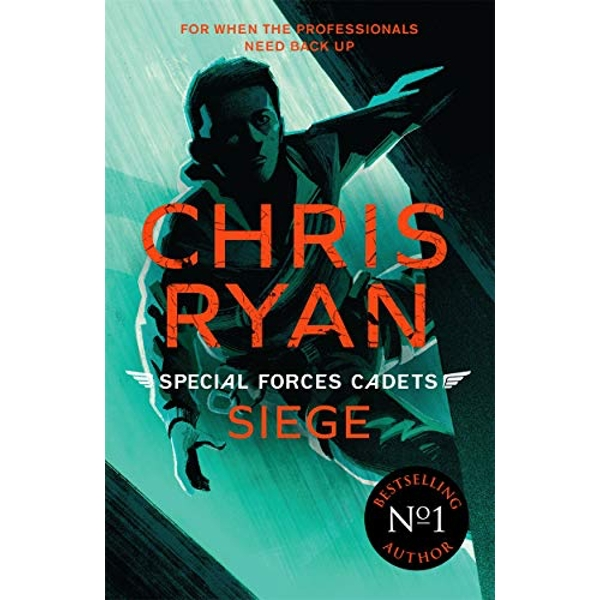 Special Forces Cadets 1: Siege  Paperback / softback 2019