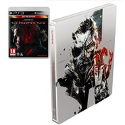 Metal Gear Solid V The Phantom Pain Day One Steelbook Edition PS3 Game