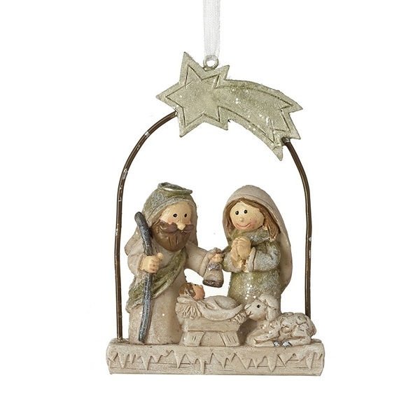 Nativity Arch Hanging Decoration