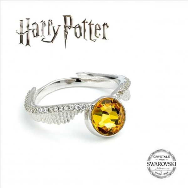 Golden Snitch Ring- Large