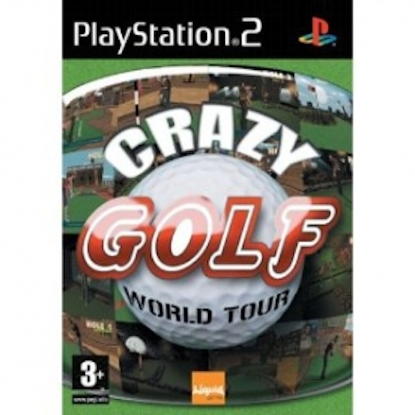 Ex-Display Crazy Golf World Tour Game PS2 Used - Like New