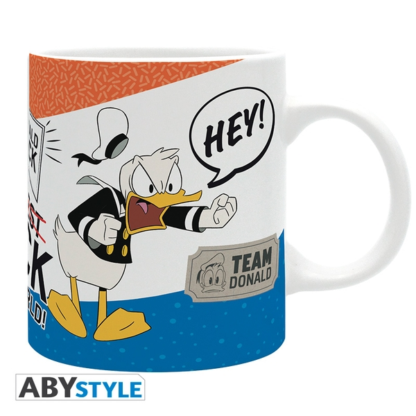 Disney - Ducktales Donald Mug