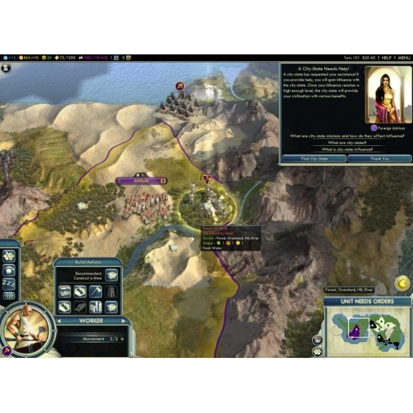 Sid Meier's Civilization V 5 Game Of The Year Edition (GOTY) PC - Image 5