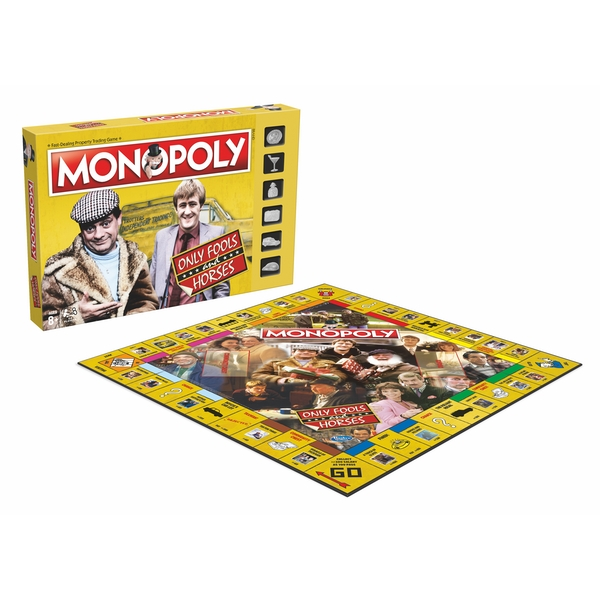 Only Fools and Horses Monopoly Board Game - Image 1