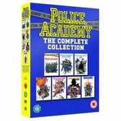 Police Academy The Complete Collection 1-7 Box Set DVD
