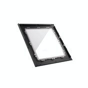 be quiet! Silent Base 800/600 Side Window - Black/Orange/Silver Seals Included