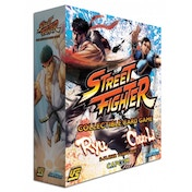 Street Fighter CCG (UFS): Chun Li vs. Ryu 2 Player Starter