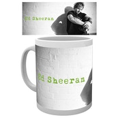 Ed Sheeran Green Mugs