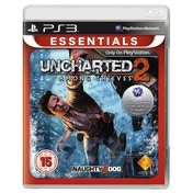 Uncharted 2 Among Thieves Game (Essentials) PS3