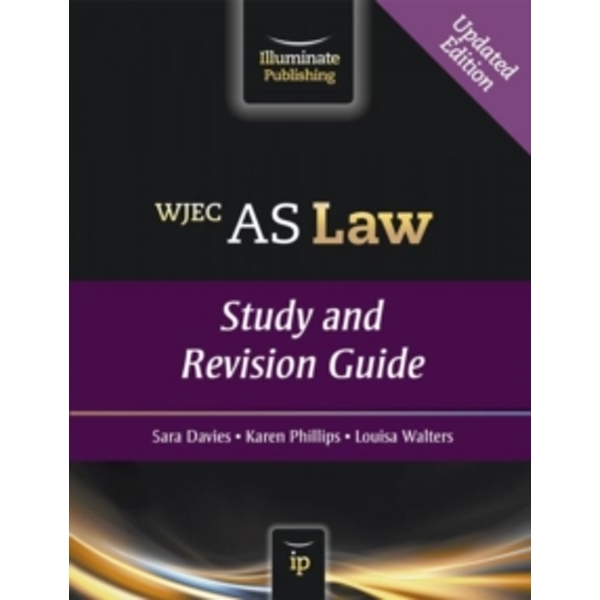 WJEC AS Law : Study and Revision Guide
