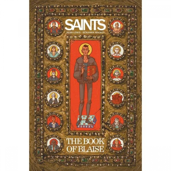 Saints The Book Of Blaise