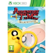 Adventure Time Finn and Jake Investigations Xbox 360 Game