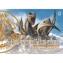 Monster Hunter Illustrations Hardcover