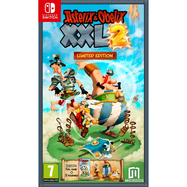 Switch Oyun - Asterix & Obelix XXL 2 Switch NSP Oyun İndir