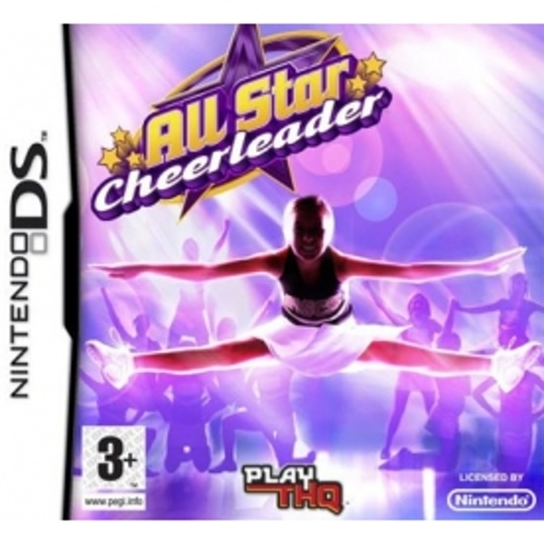 All Star Cheerleader Game DS