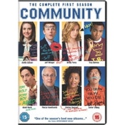 Community Season 1 DVD