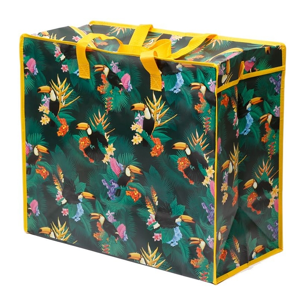 Toucan Party Laundry Storage Bag