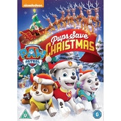 Paw Patrol: Pups Save Christmas DVD