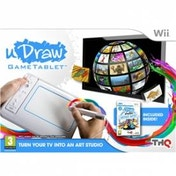 uDraw Tablet Includes uDraw Studio Instant Artist Game Wii