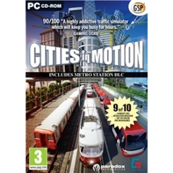 Cities in Motion Game PC