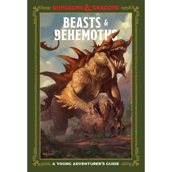 Beasts and Behemoths by Stacy King, Jim Zub (Hardcover, 2020)