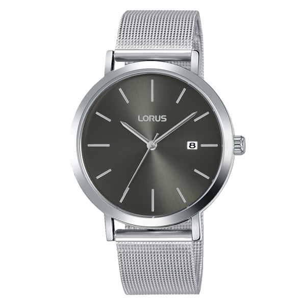 Lorus RH919KX9 Mens Mesh Bracelet Watch