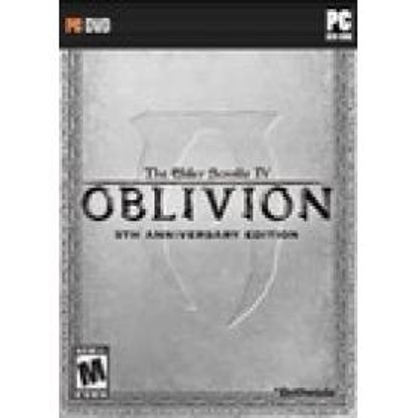 The Elder Scrolls IV Oblivion Game PC