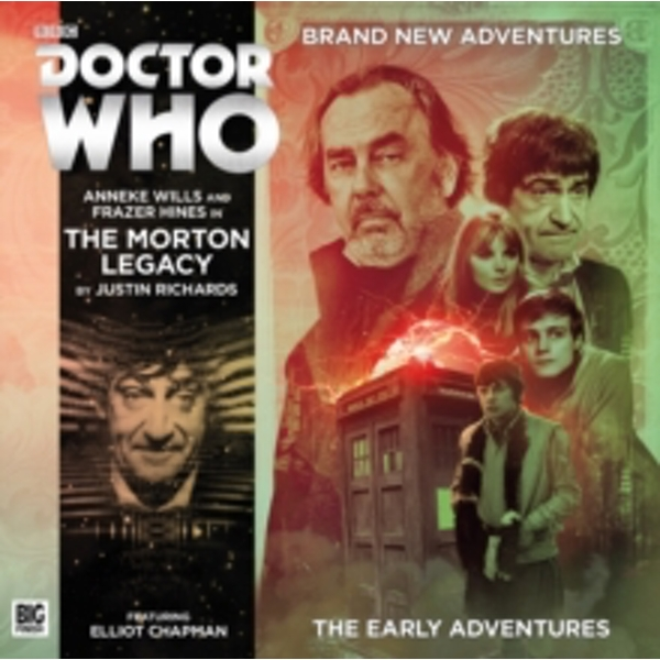 Doctor Who - The Early Adventures 4.3 - The Morton Legacy : 4.3