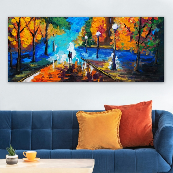 YTY113055862_50120 Multicolor Decorative Canvas Painting