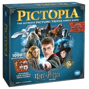 Ravensburger Pictopia Harry Potter Edition - The Picture Trivia Game