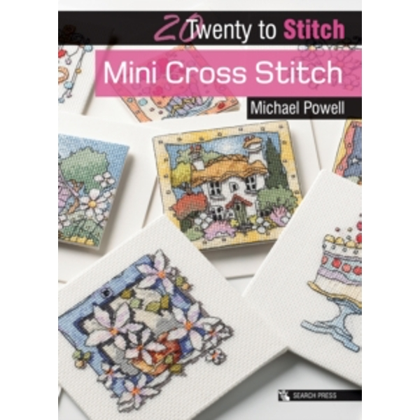 Twenty to Make: Mini Cross Stitch by Michael Powell (Paperback, 2013)