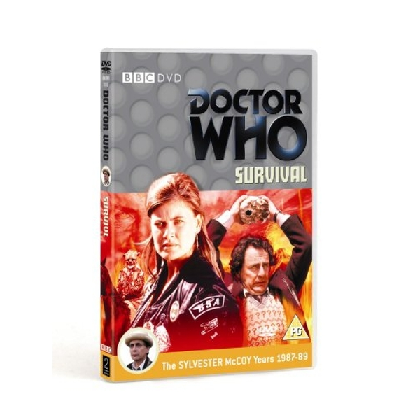 Doctor Who Survival DVD