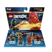 Kai & Cole (Ninjago) Lego Dimensions Team Pack