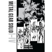 1-4: Art of Metal Gear Solid I-IV