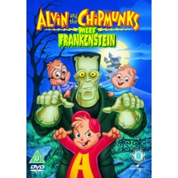 Alvin & The Chipmunks Meet Frankenstein DVD