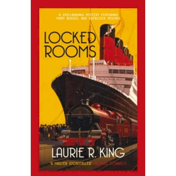 Locked Rooms by Laurie R. King (Paperback, 2010)