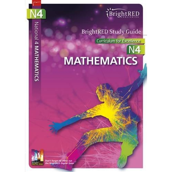 National 4 Mathematics Study Guide by Brian Logan (Paperback, 2014)