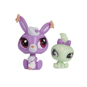 Littlest Pet Shop Pet Pawsabilities Bunny and Turtle
