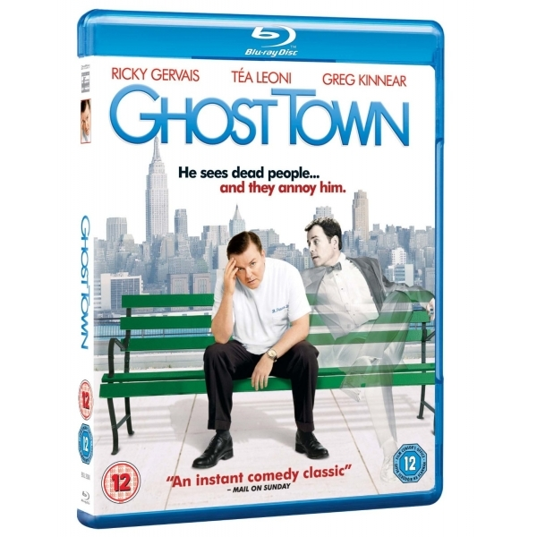 Ghost Town Blu-ray - Image 1