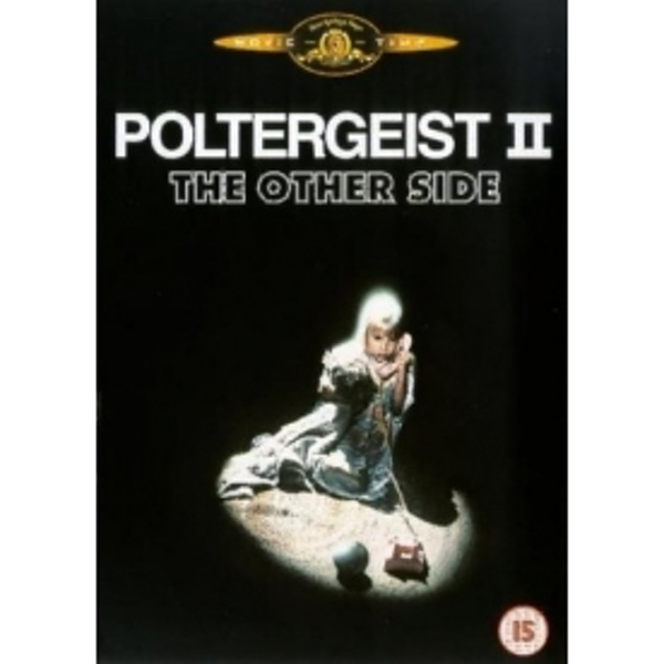 Poltergeist 2 The Other Side DVD