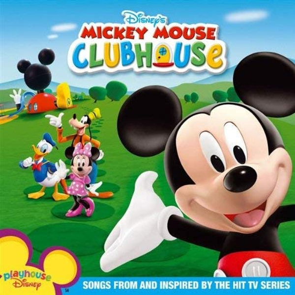 Disney's Mickey Mouse Clubhouse Soundtrack OST CD