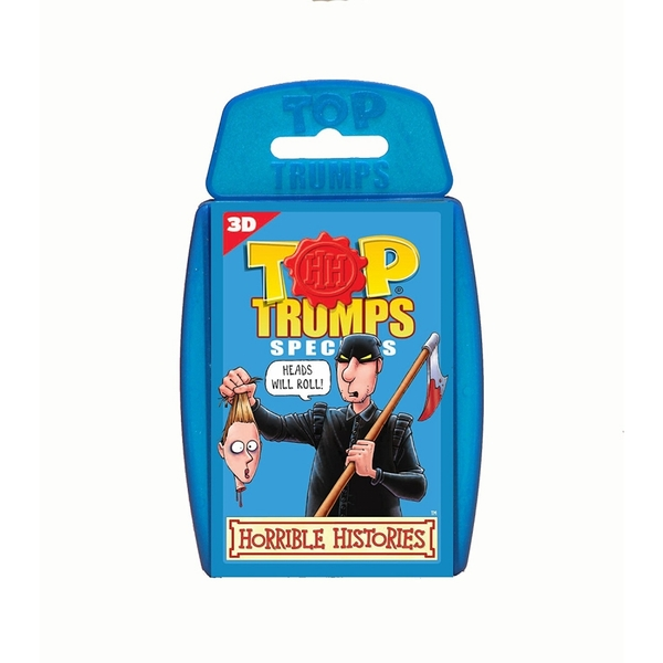 Top Trumps Horrible Histories