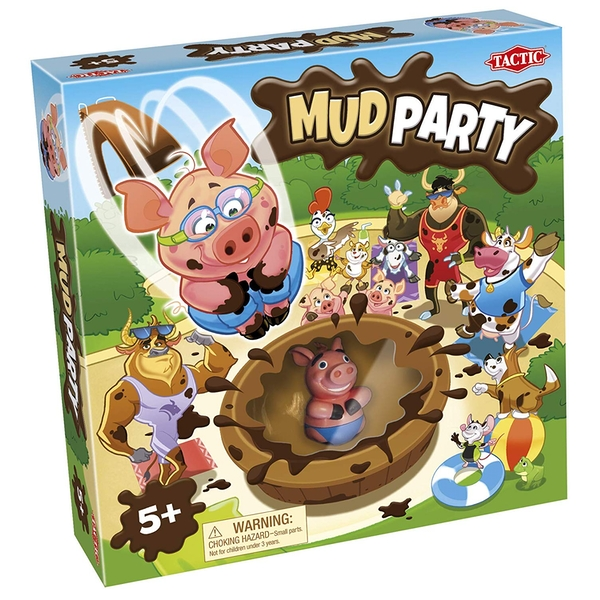 Mud Party Board Game