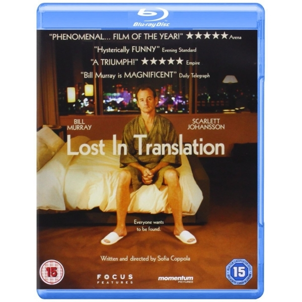 Lost in Translation Blu-ray - Image 1